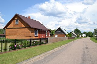 Rudawka, Augustów County Village in Podlaskie, Poland