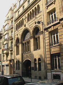 Christuskirche (Paris) – Wikipedia