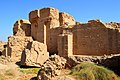 Ruins of the so-called North Palace of king Nebuchadnezzar II at Babylon, Iraq.jpg