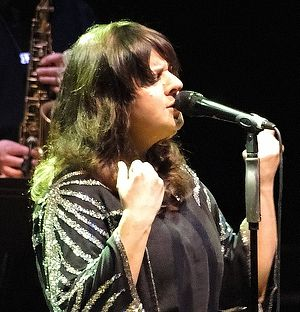 Rumer (musician) - Rumer performing at Symphony Hall, Birmingham in 2011