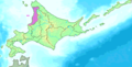 Rumoi subpref Hokkaido.png