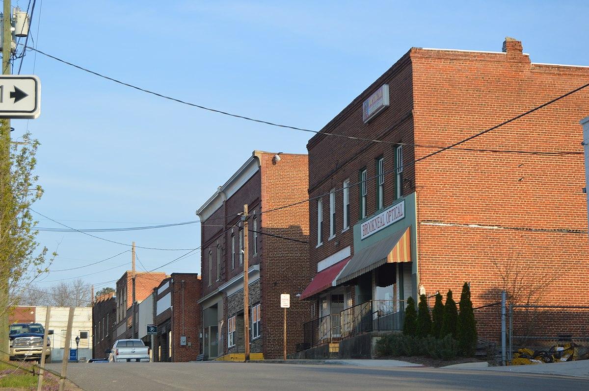 Brookneal, Virginia - Wikipedia