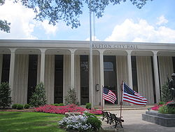 Ruston, LA, City Hall IMG 3793.JPG