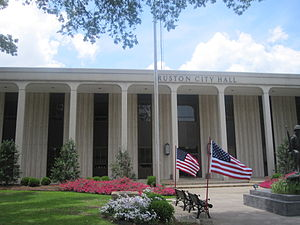 Ruston, Louisiana - Ruston City Hall