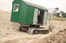 vecchie escavatrici a vapore le origini 220px-Ruston-Bucyrus_No4_face_shovel_of_1931_at_GDSF_08