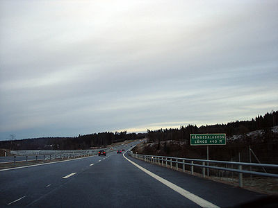 grandalsmotet karta Riksväg 40 – Wikipedia grandalsmotet karta
