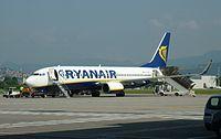 EI-DCH - B738 - Ryanair