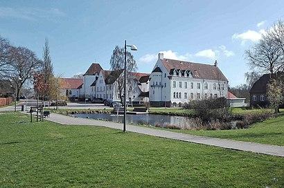 Sådan kommer du til Ryslinge med offentlig transport – Om stedet