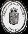 Säräisniemi sinetti.png
