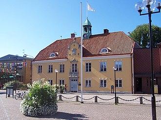 Sölvesborg Municipality - Sölvesborg City Hall