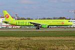 S7 Airlines, VP-BPC, Airbus A321-211 (29637220284) (2).jpg