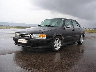 Type Four platform - Saab 9000