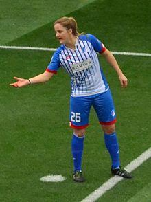 SAP Frauen-FußballCup 2016 - Sophie Howard.jpg