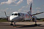 SE-LJS Saab 340 Nextjet KSD.jpg