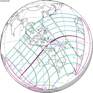 Solar eclipse of April 20, 2023 - Wikipedia