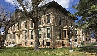Santiago E. Campos United States Courthouse United States historic place