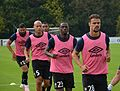 SM Caen vs UNFP, July 30th 2016 - Titulaires 2.jpg