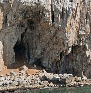 Vanguard Cave - Image: SQ Vanguard Cave