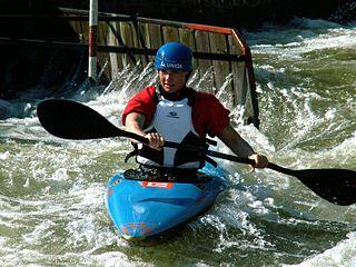 Štěpánka Hilgertová Czech slalom canoeist