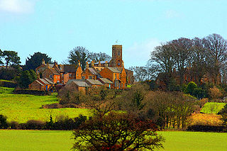 Stoke Dry village in United Kingdom