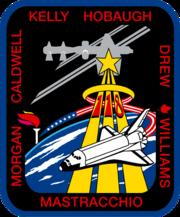 Missionsemblem STS-118