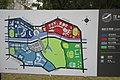 SZ Shenzhen 南山 Nanshan 春華路 Chunhua Road 清華大學 深圳研究生院 Graduate School at Tsinghua University Town 深圳大學城 Feb-2018 IX1 Map sign.jpg