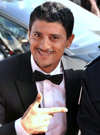 Moroccans in France - Image: Saïd Taghmaoui Cannes