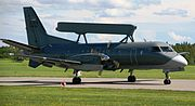 Saab340 aew&c