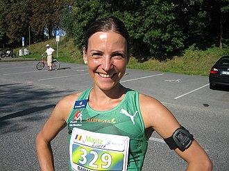 Sabrina Mockenhaupt - Sabrina Mockenhaupt in 2010