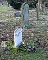 Sad epitaph, Brampton - geograph.org.uk - 1147697.jpg