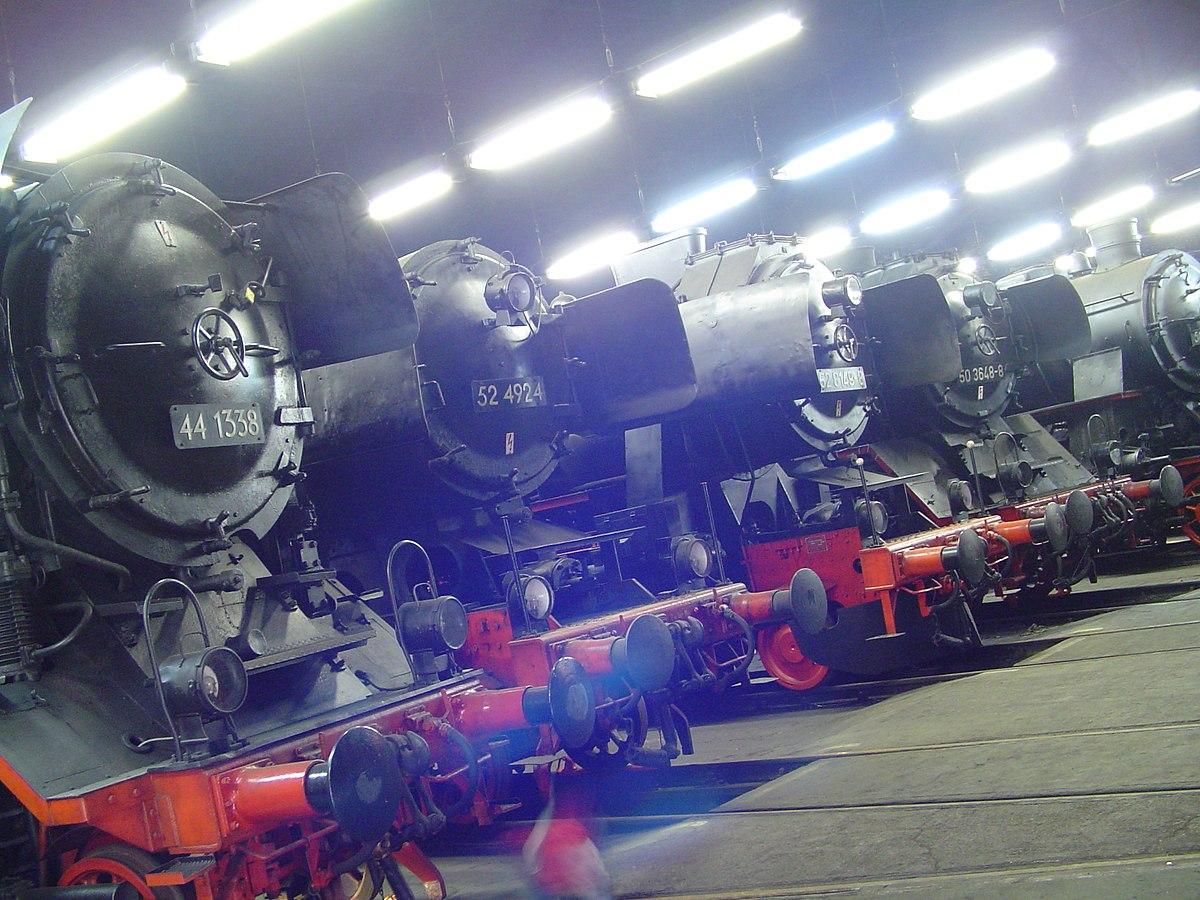 Saxon Railway Museum Wikipedia