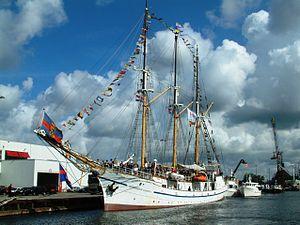 Großherzogin Elisabeth (ship) - Großherzogin Elisabeth
