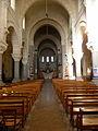 Saint-Aubin-du-Cormier (35) Église Intérieur 03.JPG