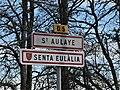 Saint-Aulaye panneau occitan.jpg