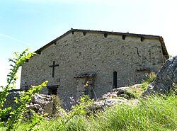 Saint-Geniez Provence-Alpes-Côte d'Azur France 2008 Kapel Onze-Lieve-Vrouw van Dromon.jpg