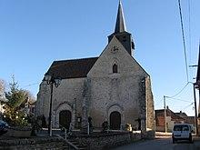 Saint germain des pr s loiret wikip dia for St germain des pres code postal