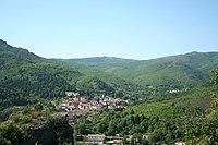 Saint-Gervais-sur-Mare vue de Nayran.JPG