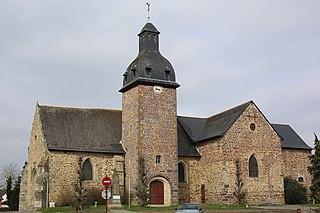 Saint-Gilles, Ille-et-Vilaine Commune in Brittany, France