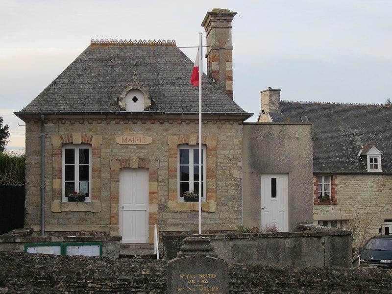 Saint-Martin-de-Varreville, Manche