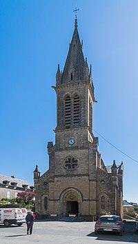 Saint Felix Church in Laissac.jpg