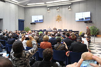 Holy See Press Office - Sala Stampa