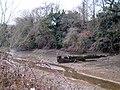 Saltmill Creek Saltash - geograph.org.uk - 1703404.jpg