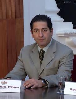 Salvador Heresi Peruvian lawyer and politician