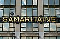 Samaritaine building sign, Paris.jpg