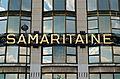 Samaritaine building sign, Paris.jpg