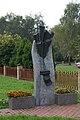 Samizdat Memorial, 7 os. Szklane Domy,Nowa Huta,Krakow,Poland.JPG