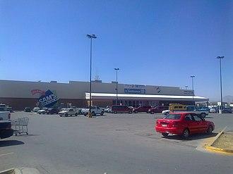 Sam's Club - A Sam's Club store in Ciudad Lerdo, Durango, Mexico