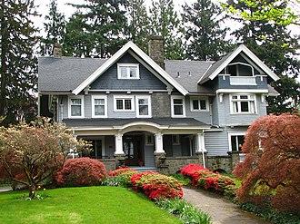 Samuel Cobb House - Samuel Cobb House in 2008