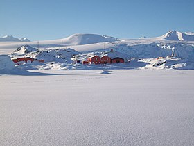 Image illustrative de l'article Base antarctique San Martín