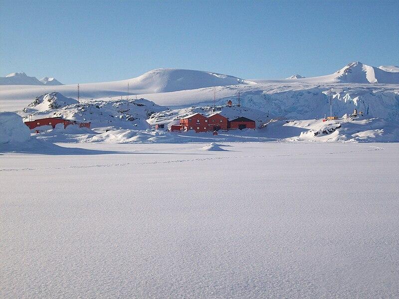 File:San Martín Base, Antarctica.jpg
